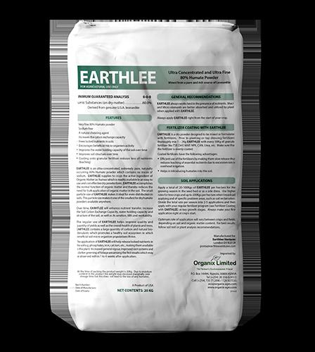 Earthlee 20kg Bag
