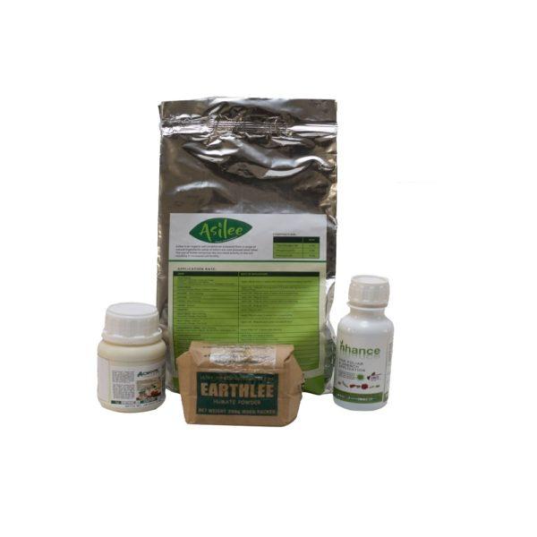 Organic starter kit - Achook, Nhance, Asilee, Earthlee
