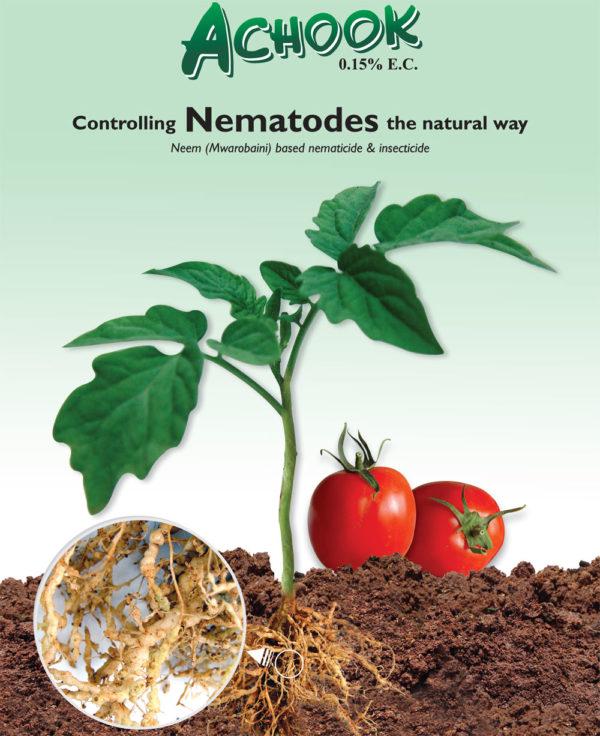 Achook: Nematicide/Insecticide